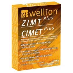 Wellion Cimet Plus, kapsule