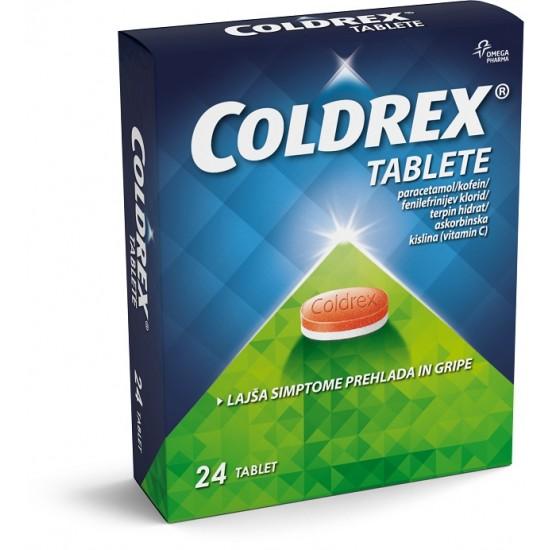 Coldrex, 24 tablet Zdravila brez recepta