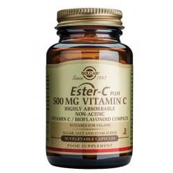 Solgar Ester-C Plus 500 mg, kapsule