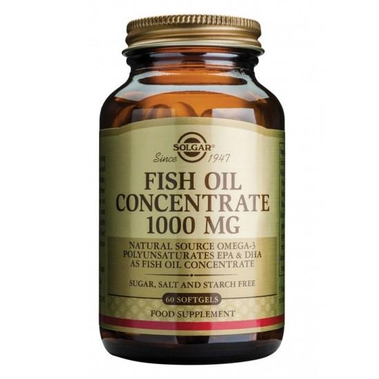 Solgar Koncentrat ribjega olja, kapsule Prehrana in dopolnila