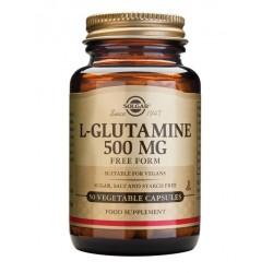 Solgar L-glutamin 500mg, kapsule