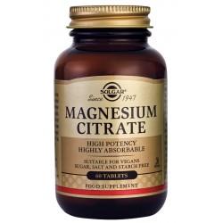 Solgar Magnezijev citrat, tablete