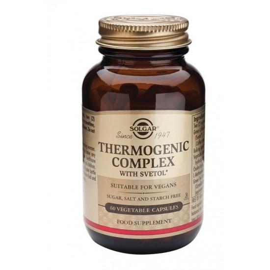 Solgar Thermogenic Kompleks, kapsule Prehrana in dopolnila