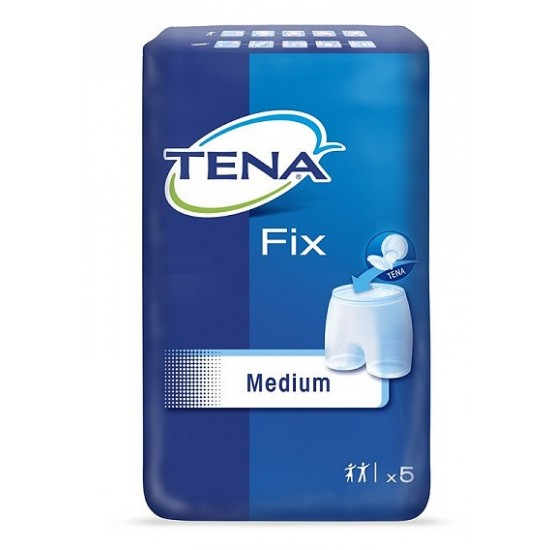 Tena Fix, hlačke - modre M Pripomočki in zaščita