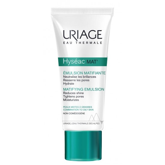 Uriage Hyseac, matirajoča emulzija Kozmetika