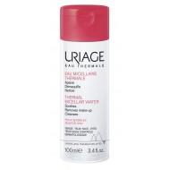 Uriage termalna micelarna voda za čiščenje občutljive kože nagnjene k rdečici - 100 ml