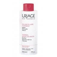 Uriage termalna micelarna voda za čiščenje občutljive kože nagnjene k rdečici - 500 ml