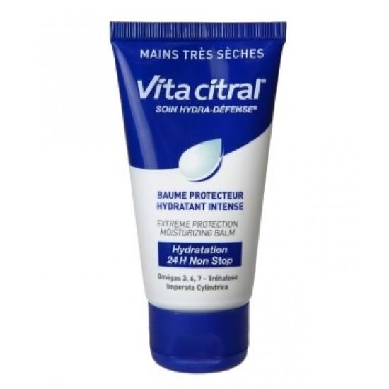 Vita citral Hydra défense, krema proti suhi in razpokani koži rok Kozmetika