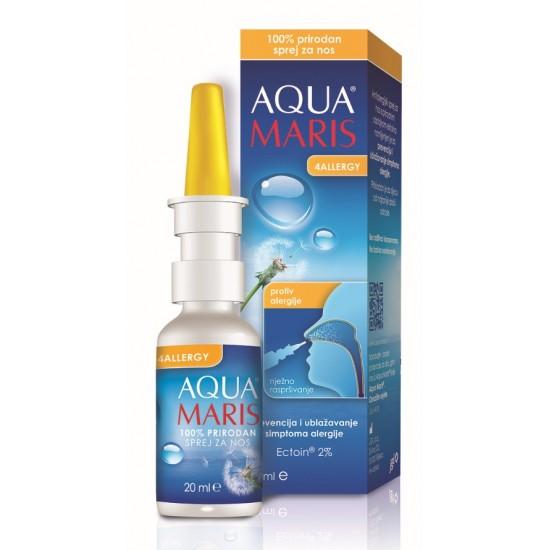 AQUA MARIS 4Allergy, pršilo za nos Alergije
