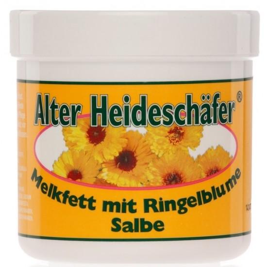 Alter Heideschafer - Ognjičeva krema z mlečno maščobo Kozmetika