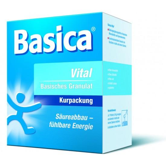 Basica Vital, bazični prah - 800 g Prehrana in dopolnila