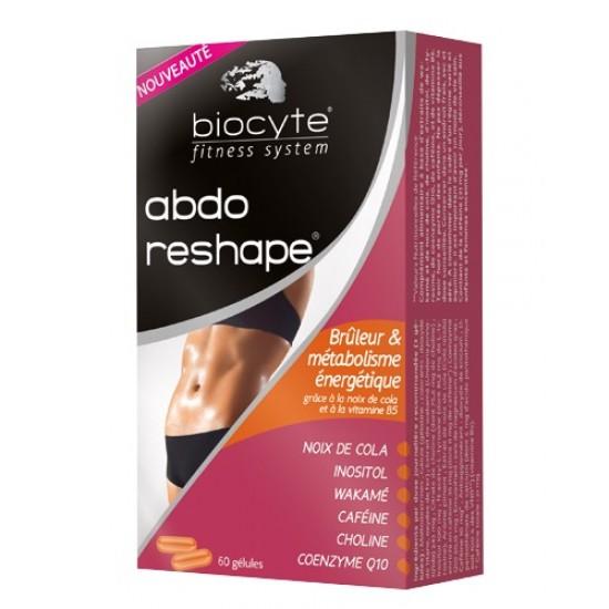 Biocyte Abdo Reshape, kapsule Prehrana in dopolnila