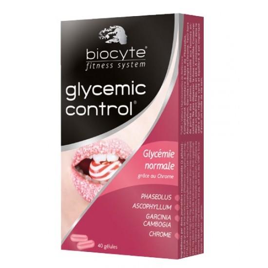Biocyte Glycemic Control, kapsule Prehrana in dopolnila