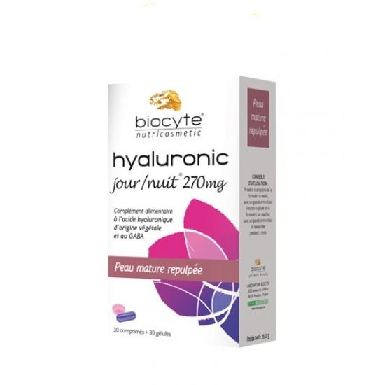 Biocyte Hyaluronic Day/Night, tablete in kapsule Prehrana in dopolnila