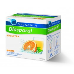 Magnesium - Diasporal 400 mg Extra, 50 vrečk