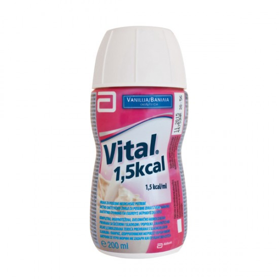 Vital 1,5 kcal/ml, okus vanilije Prehrana in dopolnila