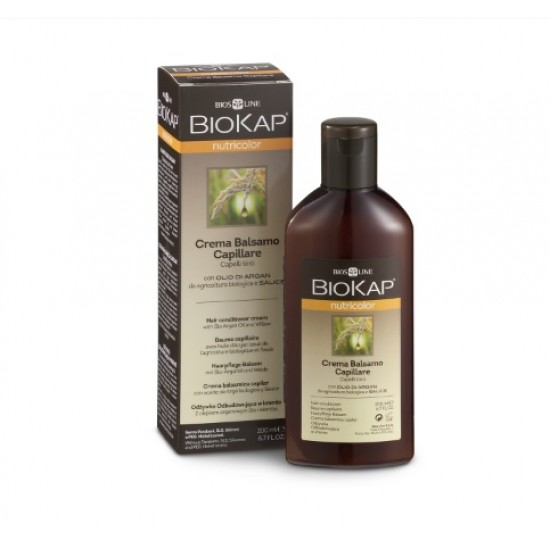 BioKap kremni balzam za barvane lase Kozmetika