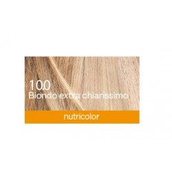 Biokap Nutricolor 10.0, barva za lase  - izrazito blond