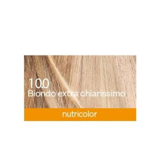 Biokap Nutricolor 10.0, barva za lase  - izrazito blond Kozmetika
