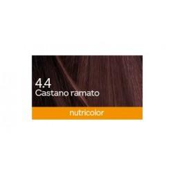 Biokap Nutricolor 4.4, barva za lase  - bakreno kostanjeva