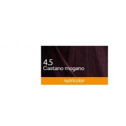 Biokap Nutricolor 4.5, barva za lase  - mahagonij kostanjeva