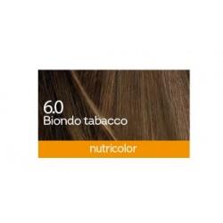 Biokap Nutricolor 6.0, barva za lase  - tobak blond