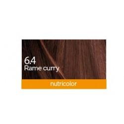 Biokap Nutricolor 6.4, barva za lase  - bakreno kari