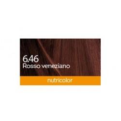 Biokap Nutricolor 6.46, barva za lase  - beneško rdeča