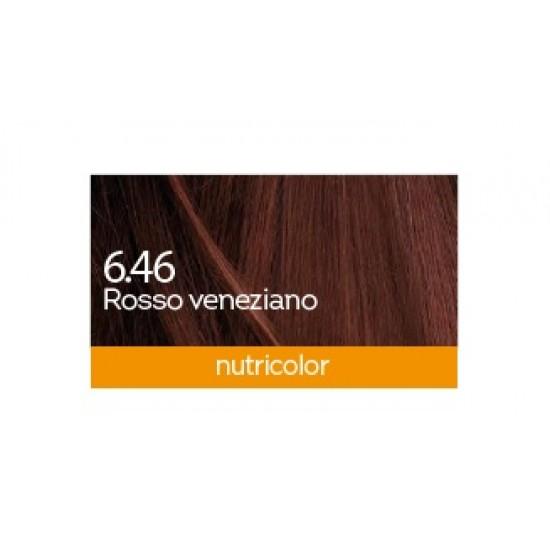 Biokap Nutricolor 6.46, barva za lase  - beneško rdeča Kozmetika