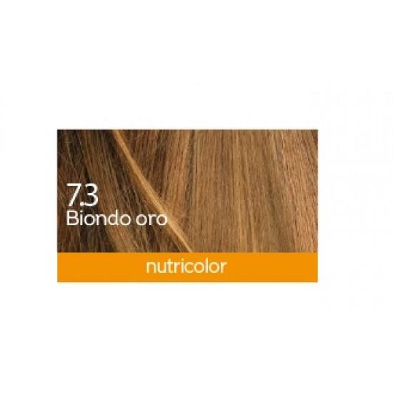 Biokap Nutricolor 7.3, barva za lase  - zlato blond Kozmetika