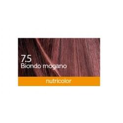 Biokap Nutricolor 7.5, barva za lase  - mahagonij blond