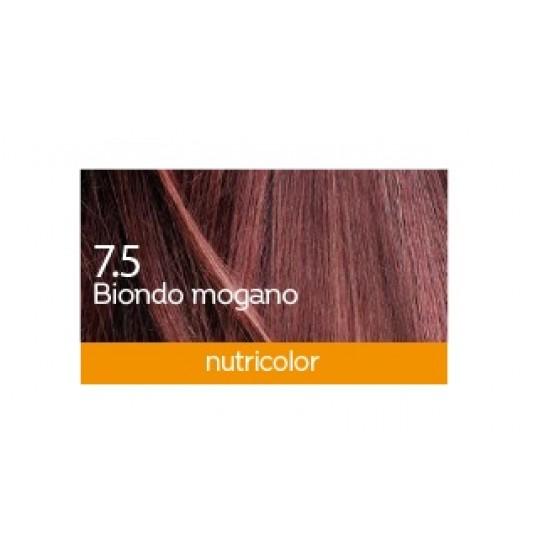 Biokap Nutricolor 7.5, barva za lase  - mahagonij blond Kozmetika