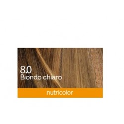 Biokap Nutricolor 8.0, barva za lase  - svetlo blond