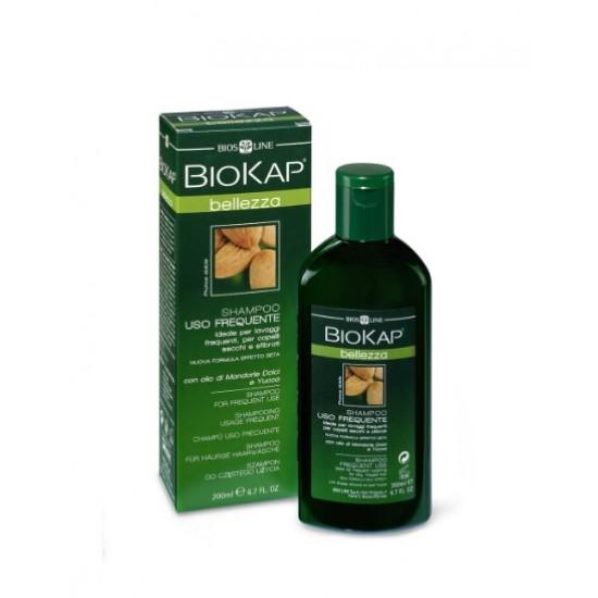 Biokap šampon za suhe in poškodovane lase Kozmetika