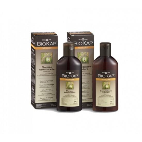 Biokap set za barvane lase Kozmetika