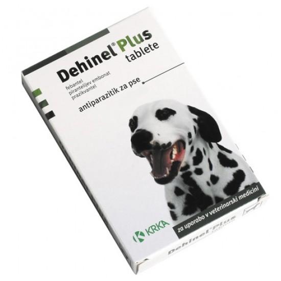 Dehinel plus, 2 tableti Za živali