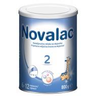 Novalac 2, nadaljevalno mleko za dojenčke 6-12 mesecev, 800 g