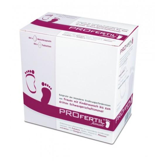 PROfertil za ženske, 2 x 84 tablet Za Mamice in Nosečnice