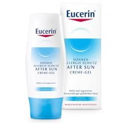 Eucerin After Sun gel za kožo, nagnjeno k alergijam