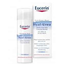 Eucerin Hyal-Urea, dnevna krema proti gubam za suho kožo