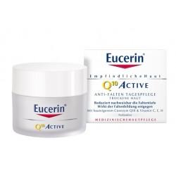 Eucerin Q10 Active, dnevna krema za suho kožo