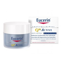 Eucerin Q10 Active, nočna krema