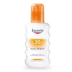 Eucerin Sun, sprej za zaščito pred soncem ZF 20