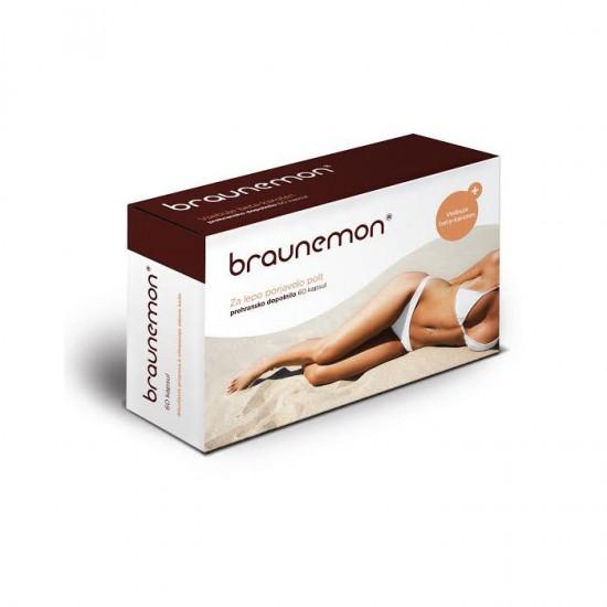 Braunemon kapsule za porjavenje Prehrana in dopolnila