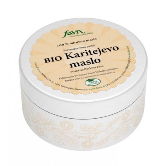 Favn Karitejevo maslo - BIO Kozmetika