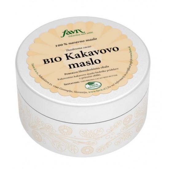 Favn, kakavovo maslo - BIO Kozmetika
