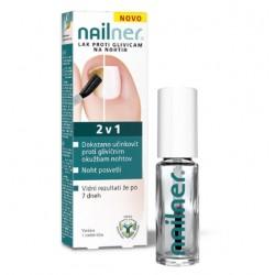 Nailner lak proti glivicam na nohtih 2 v 1