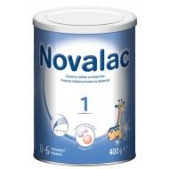 Novalac 1, začetno mleko za dojenčke 0-6 mesecev, 400 g