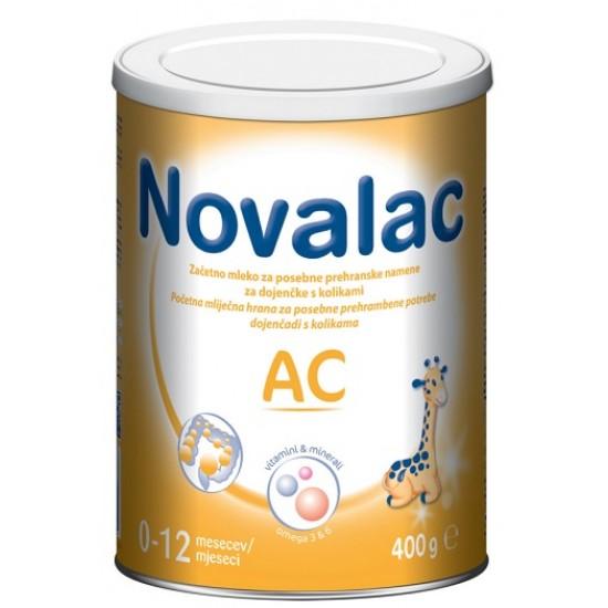 Novalac AC, začetno mleko za dojenčke s kolikami 0-12 mesecev, 400 g Za Mamice in Nosečnice