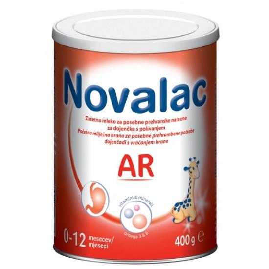 Novalac AR mleko za dojenčke s polivanjem 0-12 mesecev, 400 g Za Mamice in Nosečnice